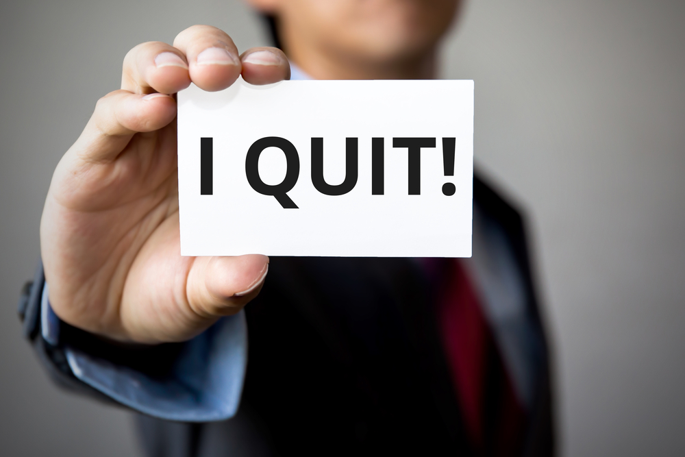 reasons employees quit