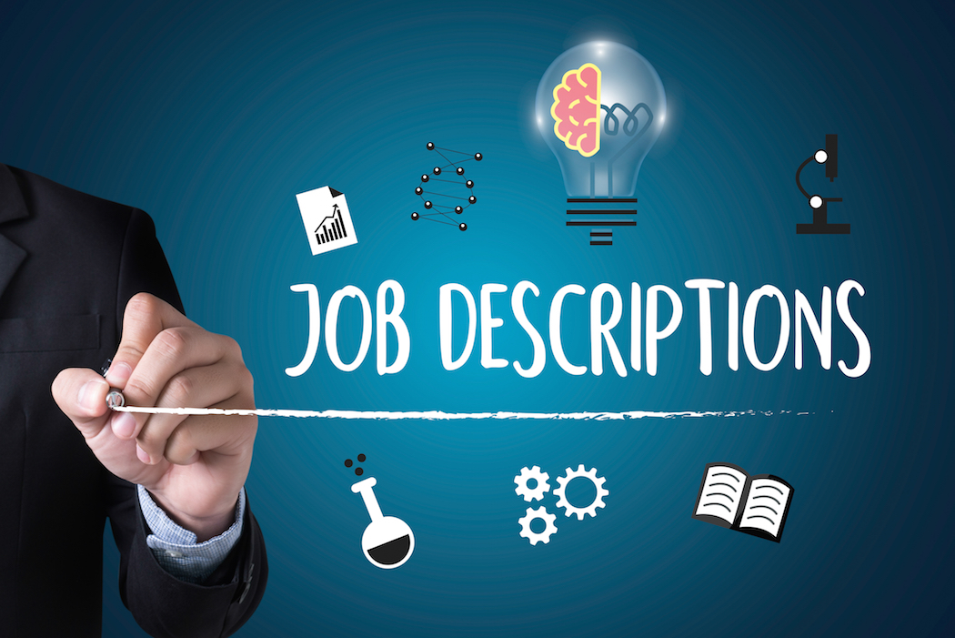 Ask us to review your Job Description